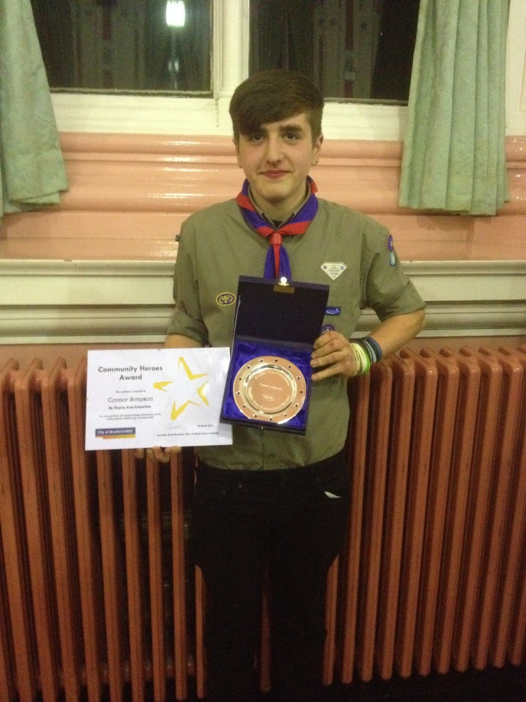 CS award